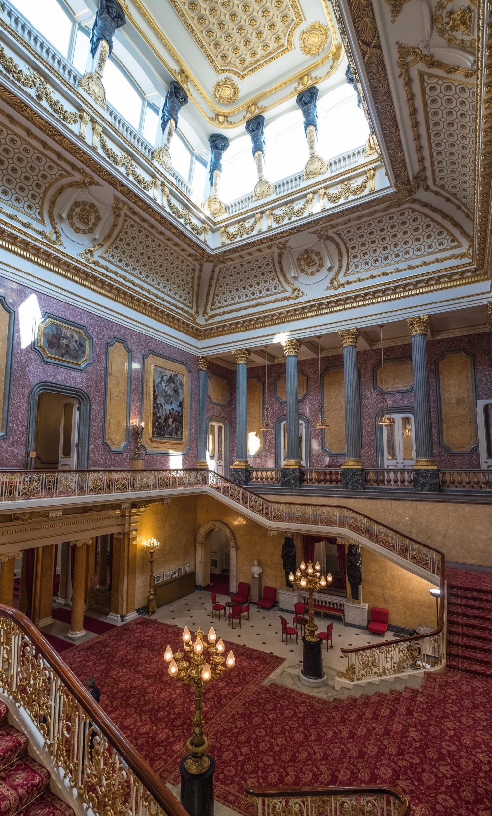 Lancaster House in London 1