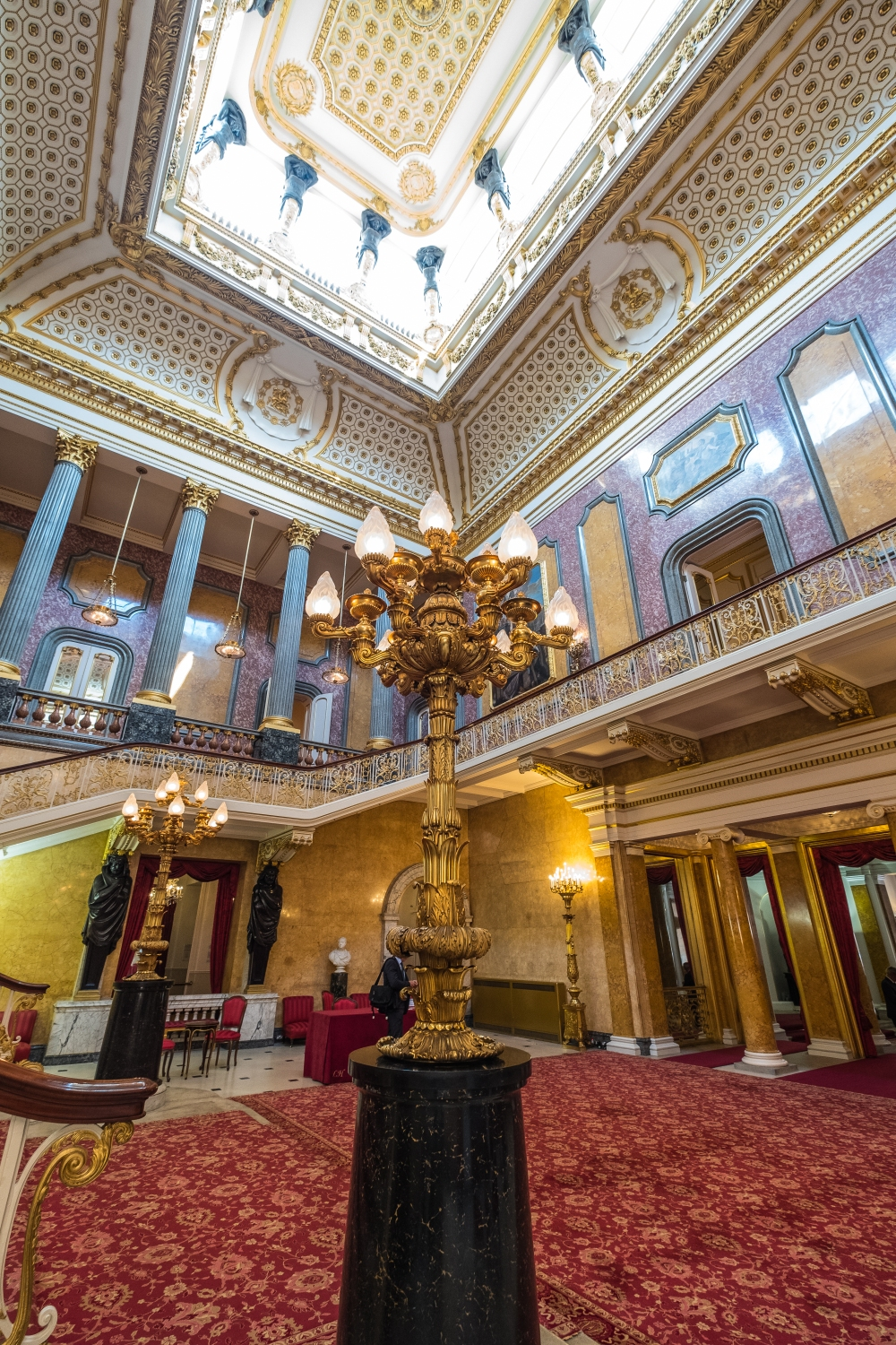 Lancaster House in London 4