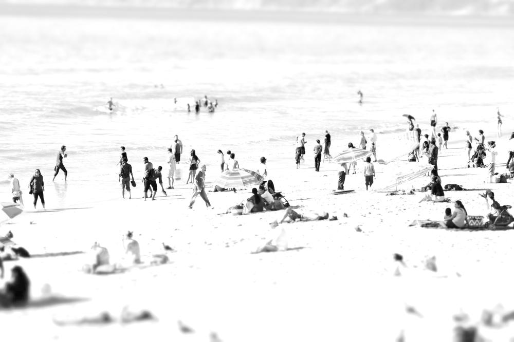 Santa Monica Beach 5