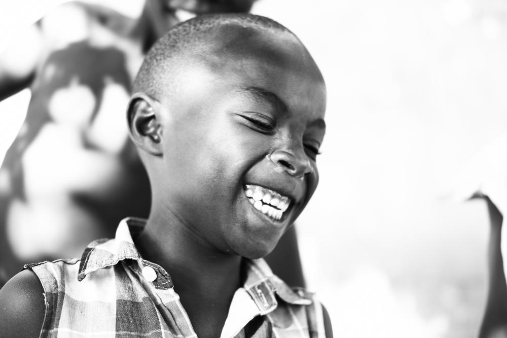 Ugandan Kids 12