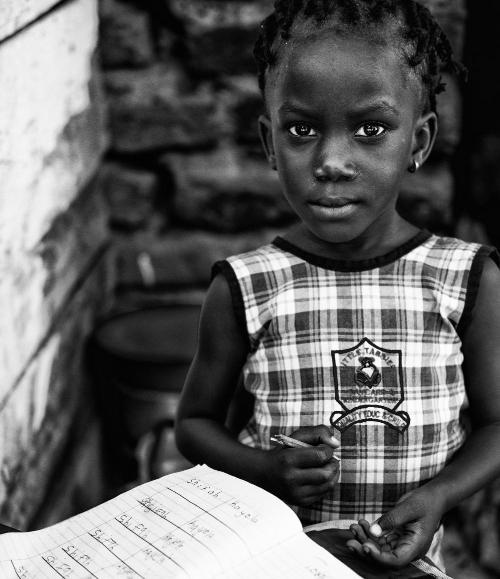 Ugandan Kids 7